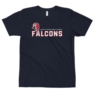 LTS Surprise Falcons Navy T-shirt 2020